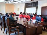 富城天然气党支部召开2018年度支委组织生活会